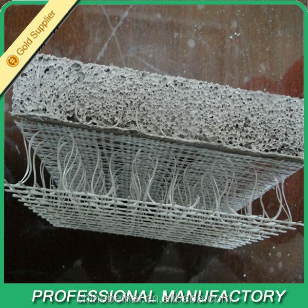 3d Grp Reinforced Foam Concrete Board Fibre Reinforced