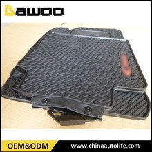 Non Skid Design PVC floor mat, raw Material car mats rubber paint
