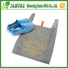 Excellent Material Beautiful Silver Laminated Non-Woven Tote Bag