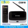 Fashionable smart TV Pal android tv box CS918 RK3188 Quad Core 1.8GHz FHD ram 2g rom 8g XBMC/KODI 14.0 Bluetooth 4.0 smart Tv Bo