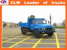 Economic DongFeng Mini dump truck 4*2 mini dump truck 2 ton for sale 4X4 mini dump truck