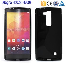 S line tpu cell phone case for LG Magna ,for LG Magna case