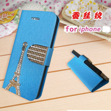 Elegant Silk Pattern case for phone 6 and Sumsung Note