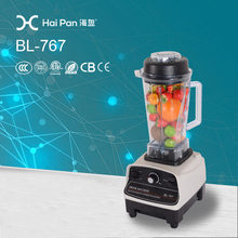 3HP BPA free Nutrition shanghai exporting plastic mixer grinder blender