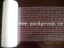 bale net wrap, white color, 100% virgin material, width 50cm