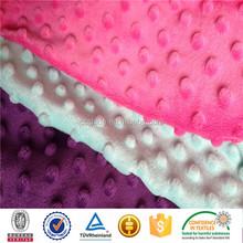 Wholesale Minky Dot Fabric