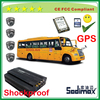 China DVR manufacturer GPRS 1Tb HDD SD card 4Ch 3G WIFI GPS G-SensorH 264 D1 SDI mobile dvr