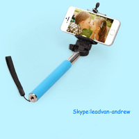 Portable Handheld Extendable Selfie Monopod Hot Sale Wireless Monopd