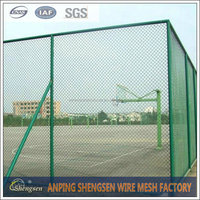 Chain link fence panels / chain link fence extensions