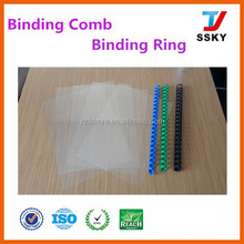 High Quality Plastic Binding Comb Ring