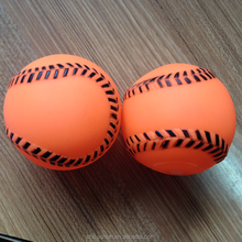 good quality squeaky baseball vinyl dog toys pet toys