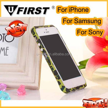 Cute Colorful bumper case for iphone 5 ,mobile phone case,general mobile discovery case