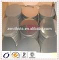 201/202/410 círculo de acero inoxidable de acero inoxidable de fabricación