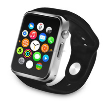 customize Messaging Read emails/SMS/notifications Four Frequency Of Gsm 850/gsm900anddcs1800/pcs1900 smart watch for iphone 6