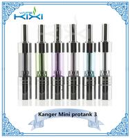 Original kangertech dual coil protank 3/protank 2 mini kanger atomizer in stock