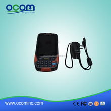 Touch Screen PDA Barcode Scanner, Courier PDA Optional Phone Function