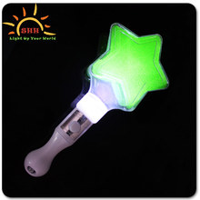 Hot Sale Plastic Glow in the Dark Stick For Party Show