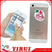 YS047 mini microfiber custom screen cleaner pads