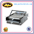 Eléctrico tostadora de pan/doble- capa grande de la salida de la máquina de hamburguesas