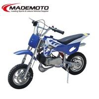 two wheel 49cc gasoline engine kids gas dirt bikes