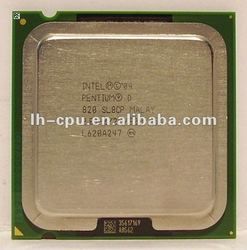 Stock ! intel processor Pentium D 820(SL8CP/SL88T) 2.8GHz/Socket