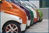 low speed mini electric van wholesale