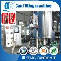 Small best beer can manufacturing equipment