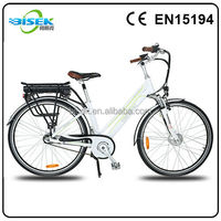 Go cycle lithium battery electric bike riding for own use or sample testing