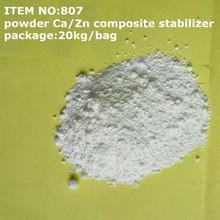 powder Zinc Calcium stabilized fine lubricity stabilizer for electrial cable or wire