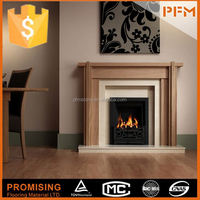 Hot sale at American market granite fireplace back panel