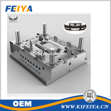 2015 hot sale plastic injection mould making and design for car accessories cheap