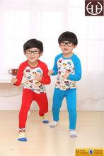 Wholesale boy garment,and kid pijama,sweatsuit as customized