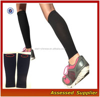 2015 Sports Endurance Support Graduated Shin Splints Calf Compression Sleeves/Men's Running Leg Sleeve Socks ---AMY11051