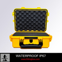 Hard PP Plastic Waterproof Case for Equipment HTC010 Similar to Pelicase
