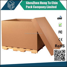 Strong material house use 5-7ply moving boxes cardboard for sales
