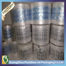 PBW020 eco-friendly 12*20cm air cushion film roll with printing for packaging