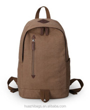 canvas backpack ideally for school or daily use