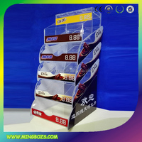 Factory offer Acrylic chocolate display stand
