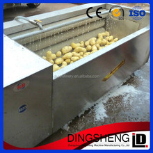 factory supplied stainless steel vegetable washing machine