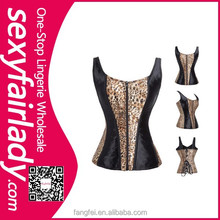 2012 Hot selling sexy corset leather wear