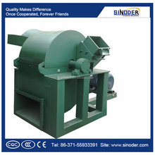 wood branches crusher