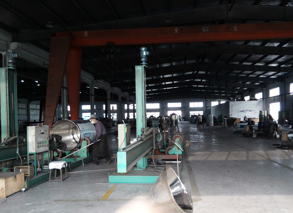 La maison d 39 acier inoxydable fabrication de mat riel for Alcool maison fabrication