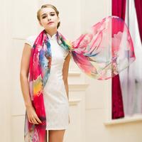 Wholesale indian scarves custom printed scarves shawls