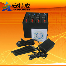 ANTECHENG 4 port q2406 Gprs gsm modem recharge modem pool gsm wavecom modem 4