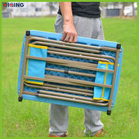 Blow Mold Plastic Folding Table, Metal Folding Table, Outdoor Folding Table HQ-1052-27