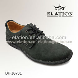 DH 30731 Top sell man dress shoe made by good shoe upper stitching machine
