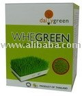 Organic Wheatgrass Functional Food