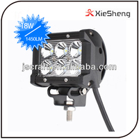 18w ip67 4 Inch cree led vehicle mounted fog light spot flood beam auto led work light