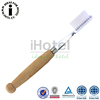 Disposable Travel Toothbrush for Hotel Wooden Toothbrush Home