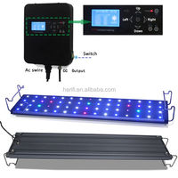 Saltwater coral reef tank Dimmable Led Reef Aqaurium Hydroponic housing diy coral led aquarium light